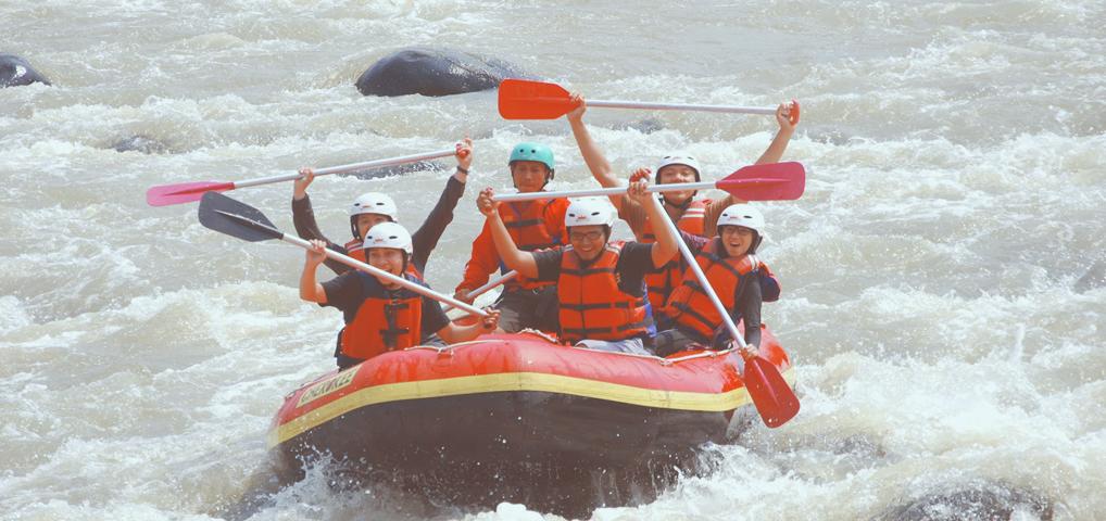 Citatih - Rafting