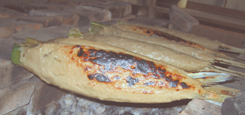 Sate Bandeng, salah satu makanan favorit di provinsi Banten