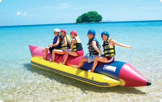 Banana Boat Tanjung Benoa