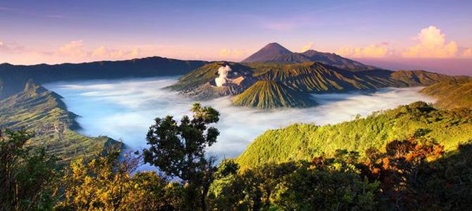Gunung Bromo, Tengger dan Semeru