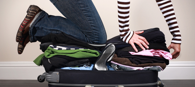 travel packing tips xx