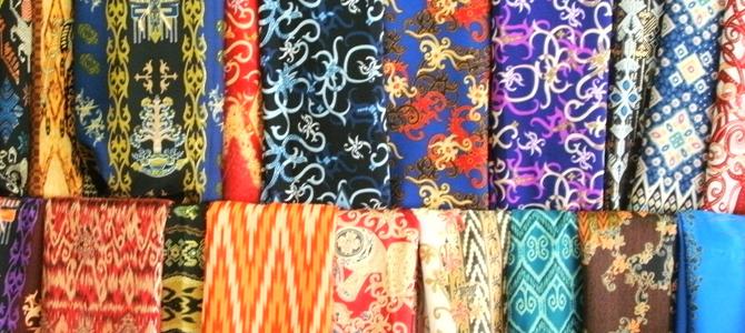 id Travel Shopping  Berburu Batik Khas Dayak di Pontianak ... fc6d0f6884