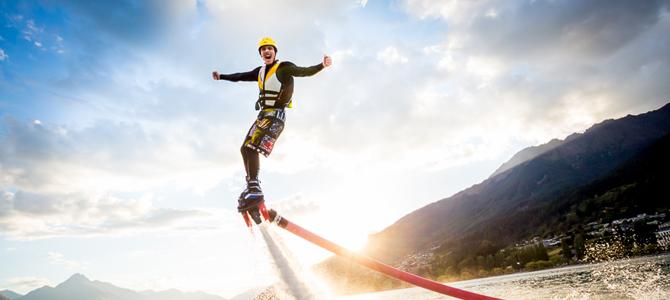 flyboarding bali x