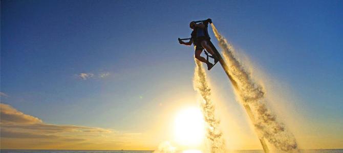 flyboarding x