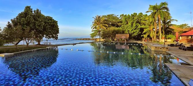 Tanjung Lesung Beach Hotel (foto oleh Marischka Prudence)