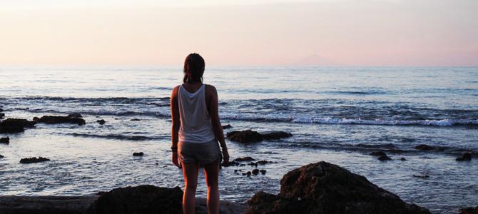 Senja (foto oleh Wira Nurmansyah)