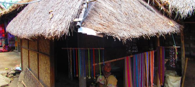 Dusun Sasak Sade