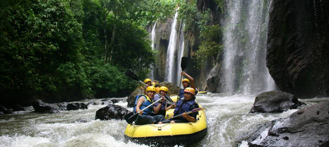 Rafting Sungai Asahan