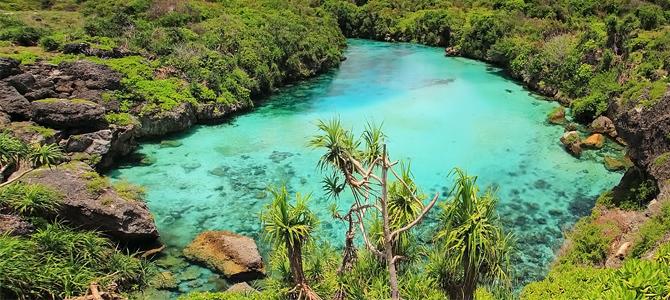 Danau Weekuri