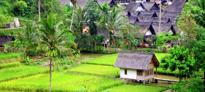 Kampung Naga tasik x