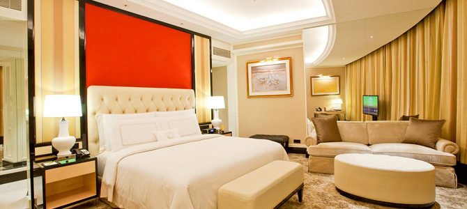 The Trans Luxury Hotel 1x