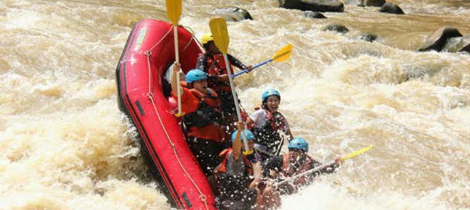kampoeng air katulampa rafting x