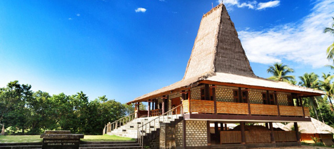 Rumah Budaya Sumba