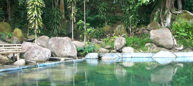 Kolam Suban Air Panas