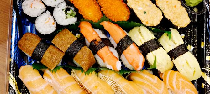 sushi 2 aeon anak jajan x