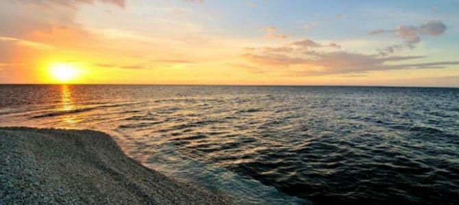 Sunset Takat Sagele