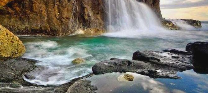 Air Terjun Asin Nambung - Lombok