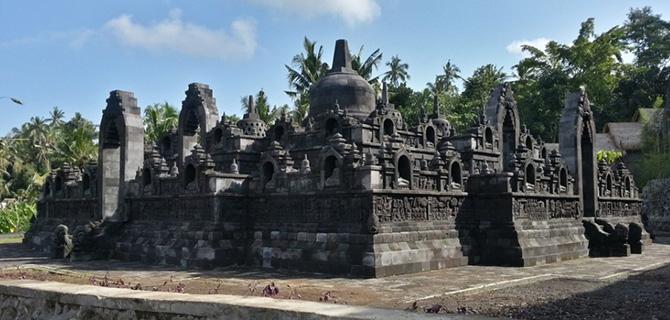 Taman-Nusa-Bali-Miniatur-Borobudur