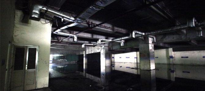 menara saidah basement