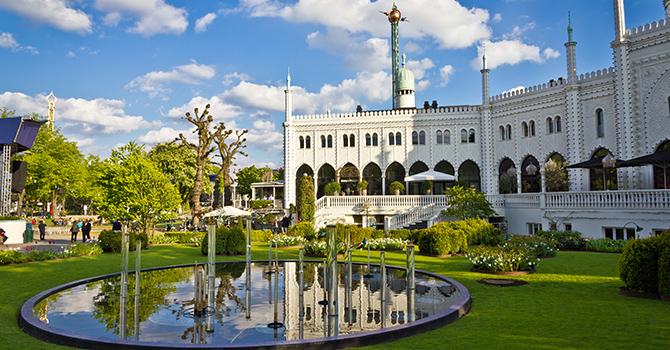 Tivoli Garden (IMG: fotolia)