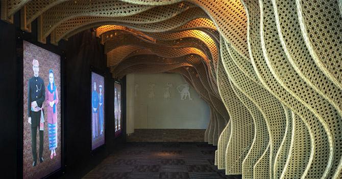 Galeri Indonesia Kaya (IMG: jktgo.com)