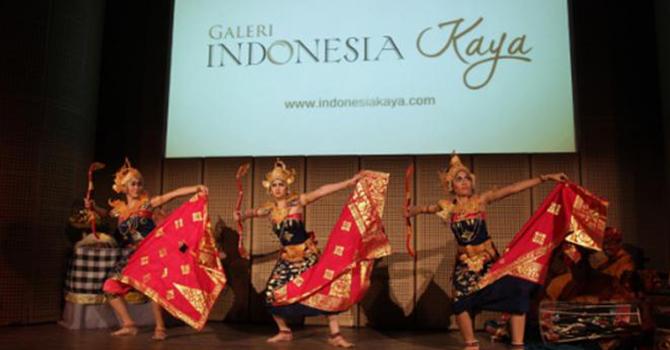 Galeri Indonesia Kaya (IMG: indonesiakaya.com)