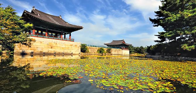 Gyeongju Donggung Palace (IMG: KRfriend)