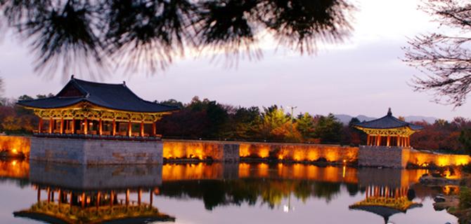 Gyeongju Donggung Palace (IMG: Visitkorea)