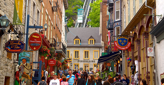 Old Quebec (IMG: expedia)