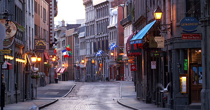 Old Montreal (IMG: thestar.com)