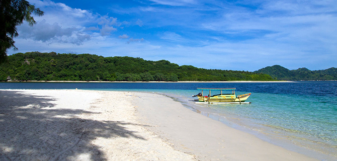 Wow! Ini cuma ada di Lombok