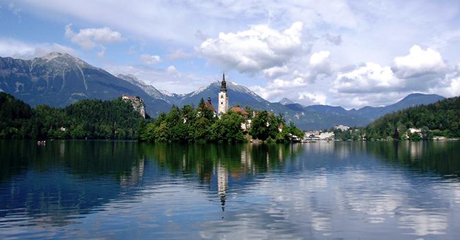 Bled Lake (IMG: Wikimedia)