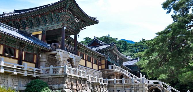 Bulguksa Temple (IMG: Livingif)