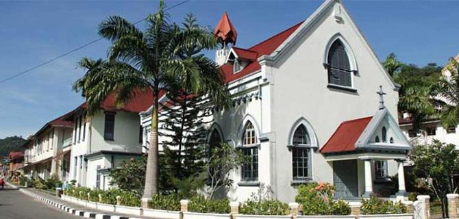 gereja Sawahlunto