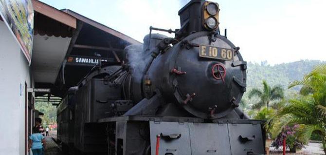 museum kereta api sawahlunto mak itam