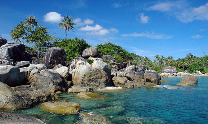 Pantai Matras (IMG: Indonesia travel)
