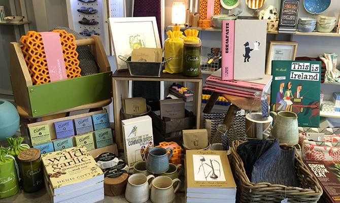 Irish Design Shop (IMG: Only Where We Go)