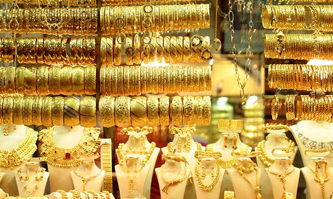 Perhiasan emas (IMG: 123rf)