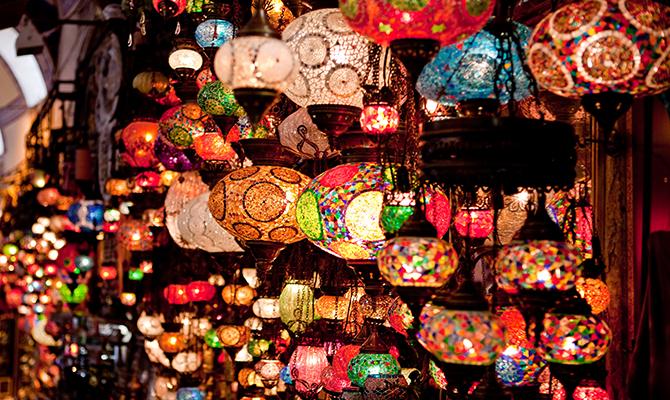 Lamps (IMG: thousandwonders)