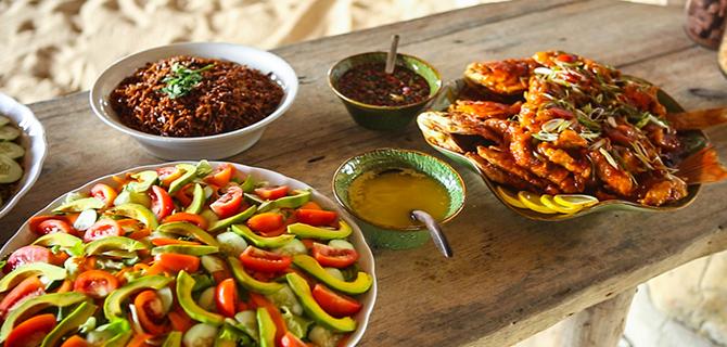 Fresh seafood (IMG: Pangkil.com)