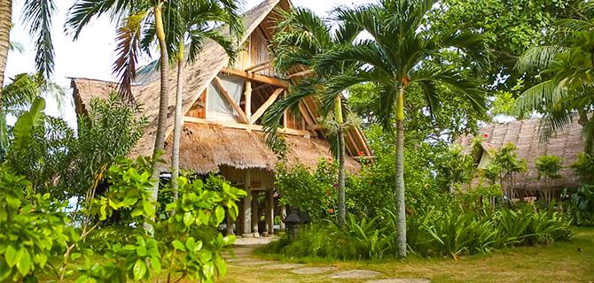 Main House (IMG: Pangkil.com)