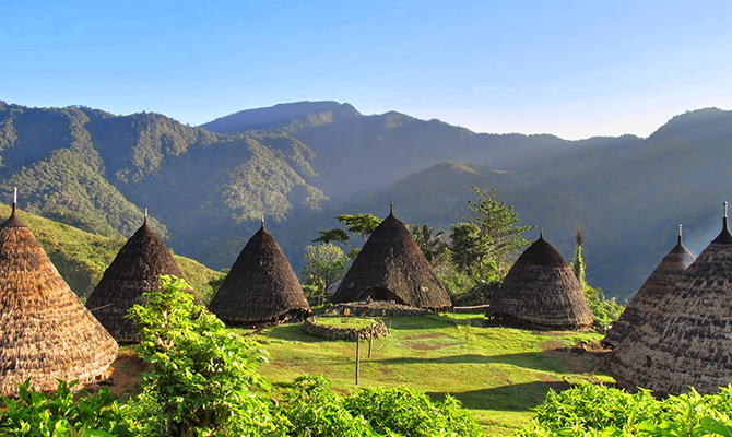 Wae Rebo Village (IMG: getty)