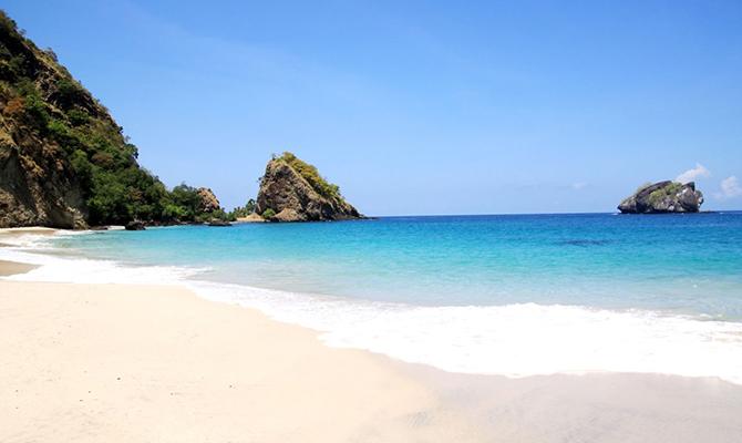 Pantai Koka (IMG: jalanjalanyuk)