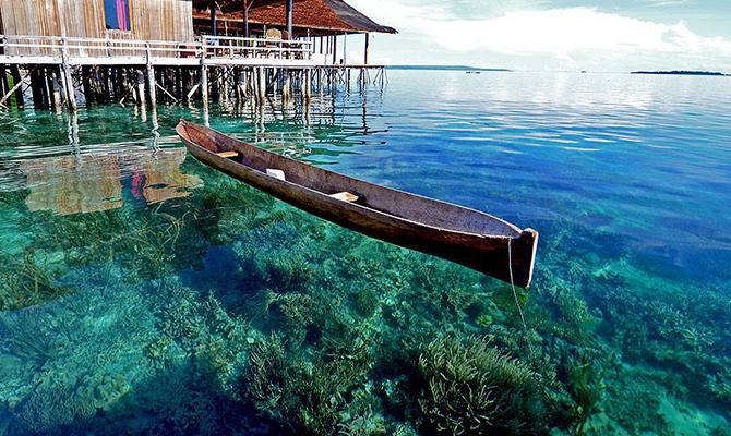 Pulau Kanawa (IMG: duniawisata)