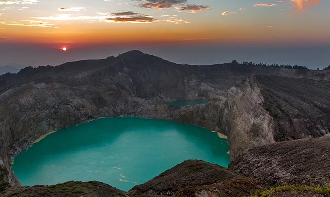 Danau Kelimutu (IMG: beatifulindonesia)