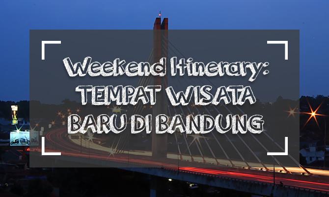 Cover Bandung Weekend