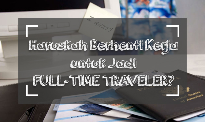 Cover full time traveling