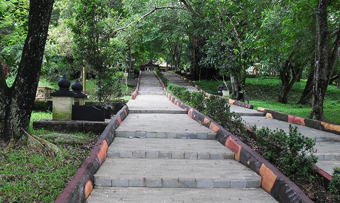 Taman Bukit Siguntang (IMG: sketchtrip)