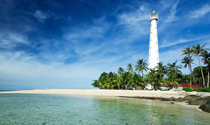 Pulau Lengkuas (IMG: raunraun)