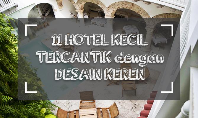 Cover hotel kecil